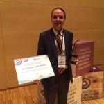 El Dr. Fondevila, Premi Excel•lència en Comunicació i Divulgació TIC