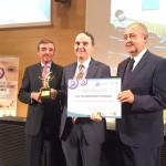 El Dr. Fondevila, Premio Excelencia en Comunicación y Divulgación TIC